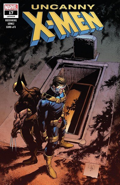 Uncanny X-Men #17 (2019)