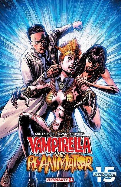 Vampirella vs. Reanimator #4 (2019)