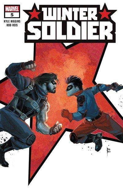 Winter Soldier #5 (2019)