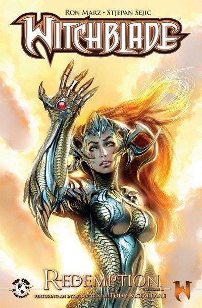 Witchblade – Redemption Vol. 1 – 4 (TPB) (2010-2012)