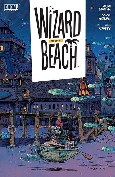 Wizard Beach #5 (2019)
