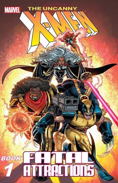 X-Men – Fatal Attractions – Book 1 – 2 (1993)