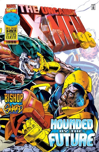 X-Men – Onslaught Aftermath (Story Arc) (1996-1997)