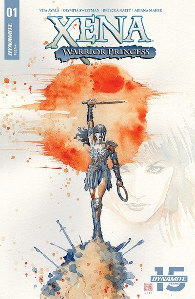 Xena – Warrior Princess #1 (2019)