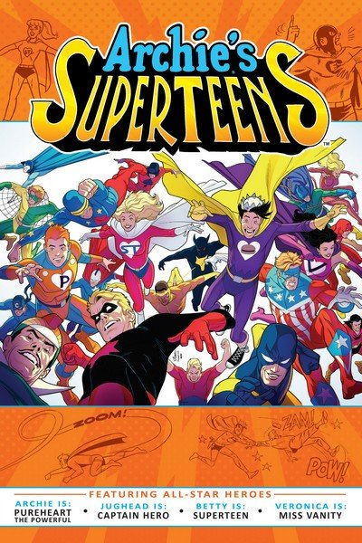 Archie's Superteens Vol. 1 (TPB) (2019)