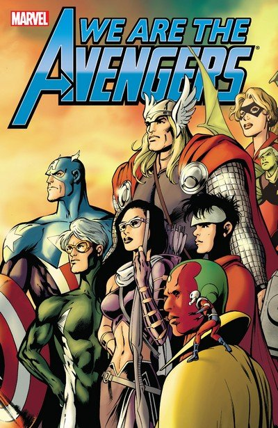 Avengers – We Are The Avengers (TPB) (2011)