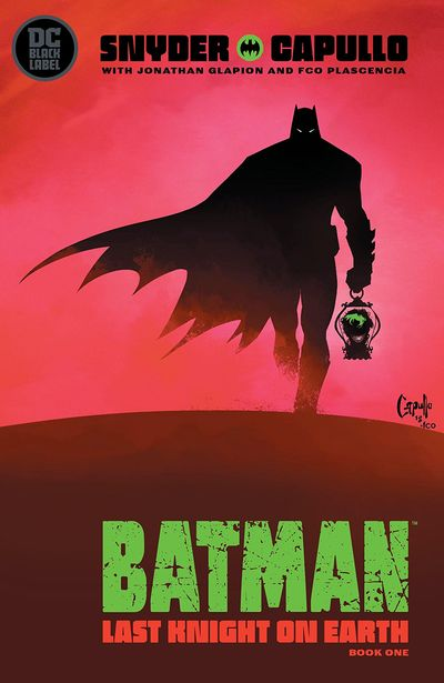 Batman – Last Knight On Earth #1 (2019) (Preview)