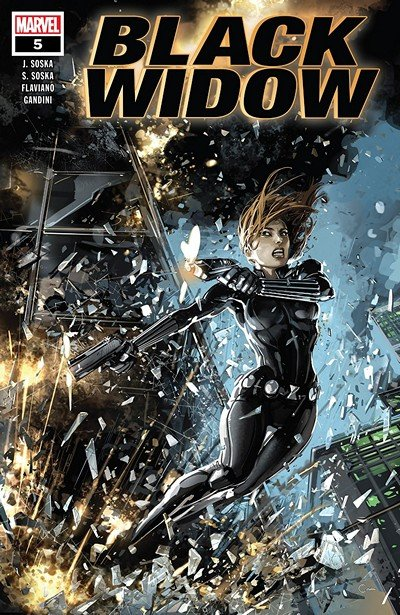 Black Widow #5 (2019)