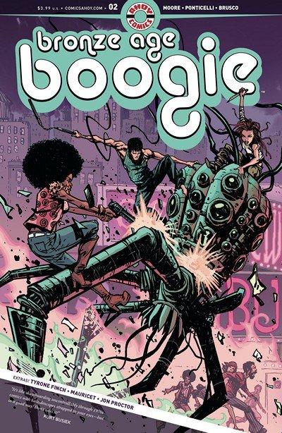 Bronze Age Boogie #2 (2019)