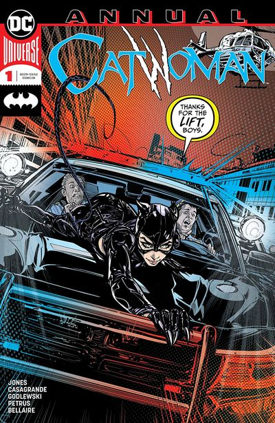 Catwoman Annual #1 (2019)