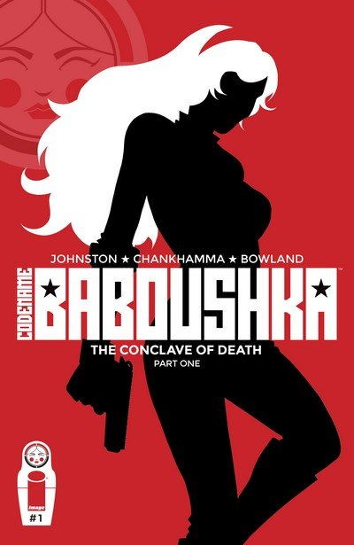 Codename Baboushka – The Conclave Of Death #1 – 5 (2015-2016)