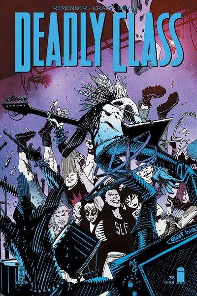 Deadly Class #38 (2019)