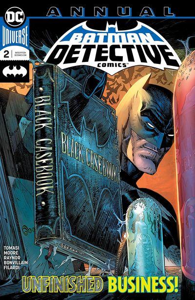 Detective Comics Annual #2 (2019)