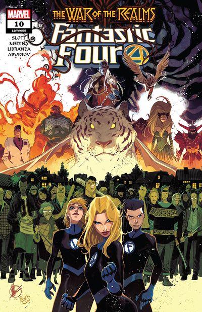 Fantastic Four #10 (2019)