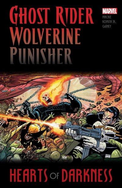 Ghost Rider-Wolverine-Punisher – Hearts of Darkness (TPB) (2017)