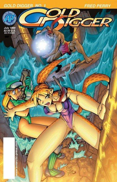 Gold Digger Vol. 2 #1 – 262 (1999-2019)