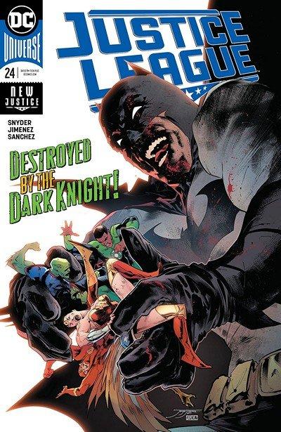 Justice League #24 (2019)