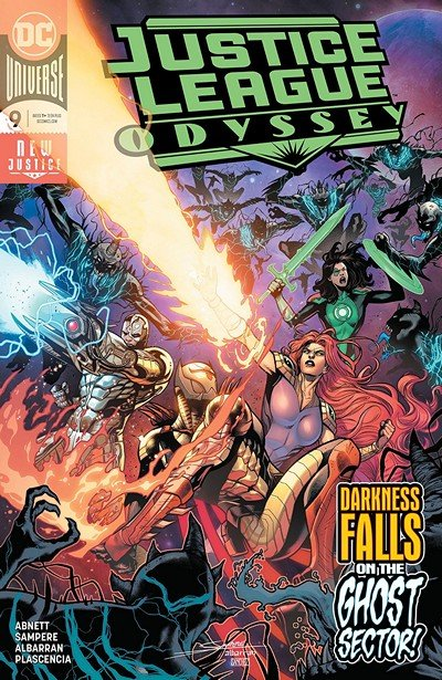 Justice League Odyssey #9 (2019)