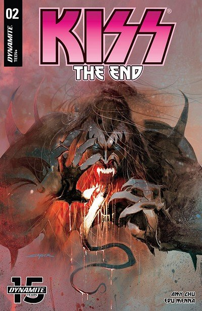 KISS – The End #2 (2019)