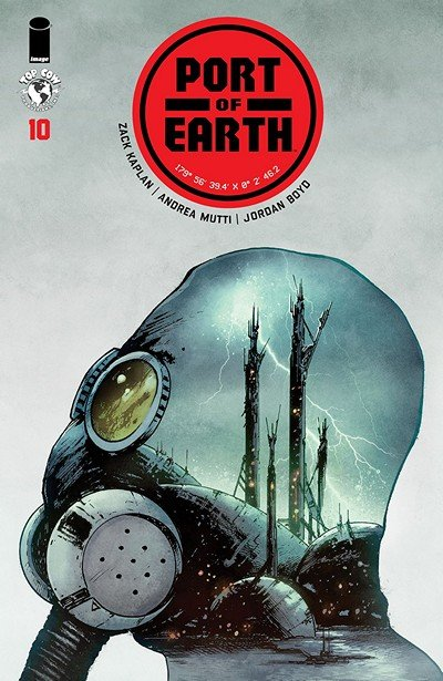Port Of Earth #10 (2019)