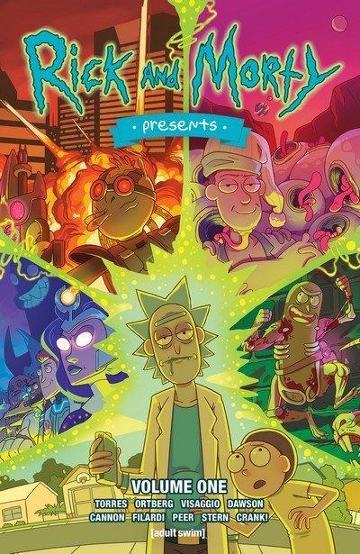 Rick and Morty Presents Vol. 1 (TPB) (2019)