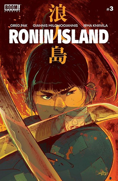 Ronin Island #3 (2019)