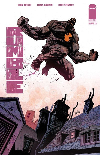 Rumble #12 (2019)