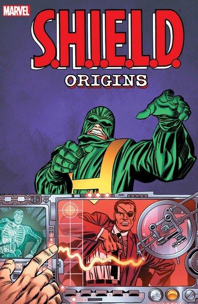 S.H.I.E.L.D. Origins (TPB) (2013)