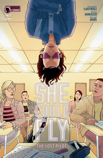 She Could Fly – The Lost Pilot #2 (2019)