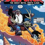 Sleigher – The Heavy Metal Santa Claus #1 – 4 + TPB (2016)
