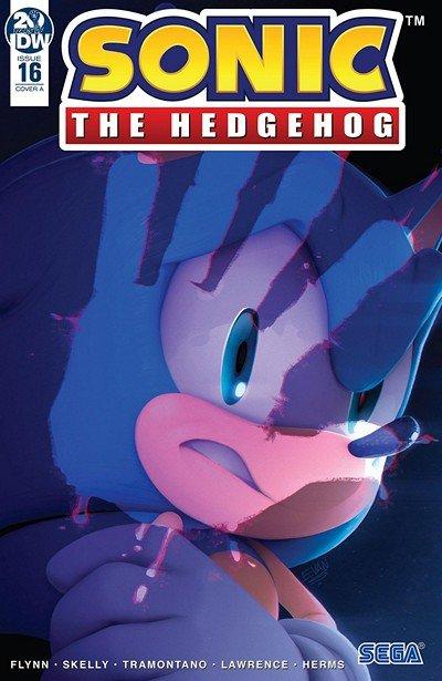 Sonic The Hedgehog #16 (2019)