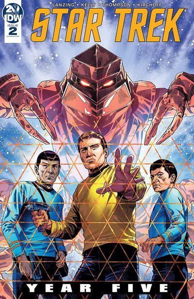 Star Trek – Year Five #2 (2019)