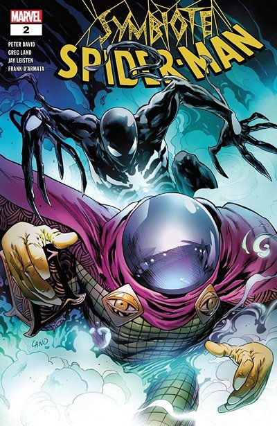 Symbiote Spider-Man #2 (2019)