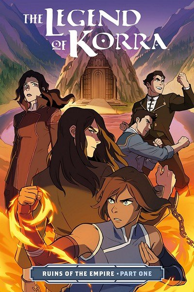 The Legend of Korra – Ruins of the Empire Part 1 (2019)