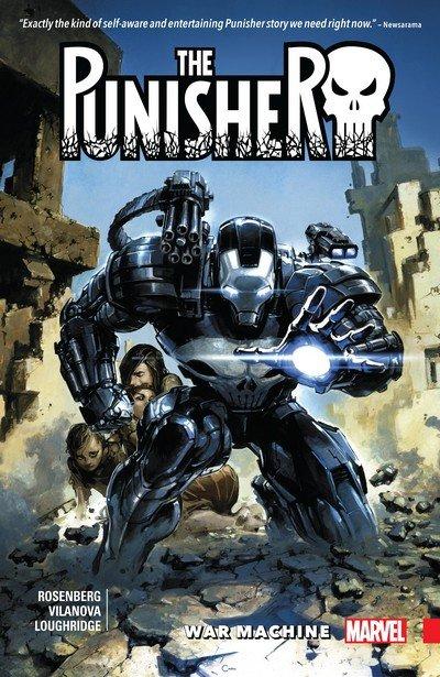 The Punisher – War Machine Vol. 1 – 2 (TPB) (2018)