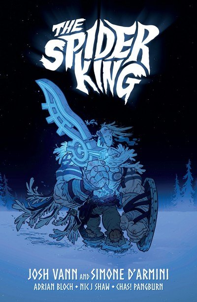 The Spider King (TPB) (2018)