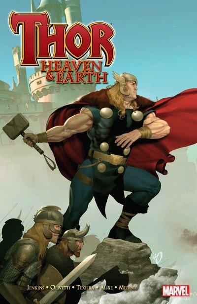 Thor – Heaven & Earth (TPB) (2011)