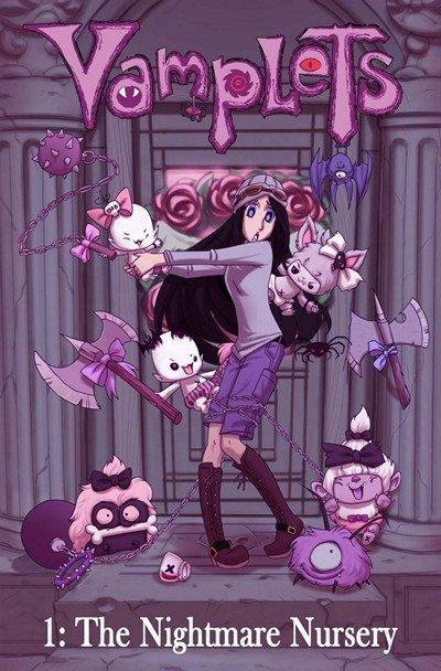 Vamplets – The Nightmare Nursery #1 – 6 (2013-2014)
