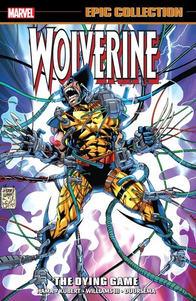 Wolverine Epic Collection – The Dying Game (2015)