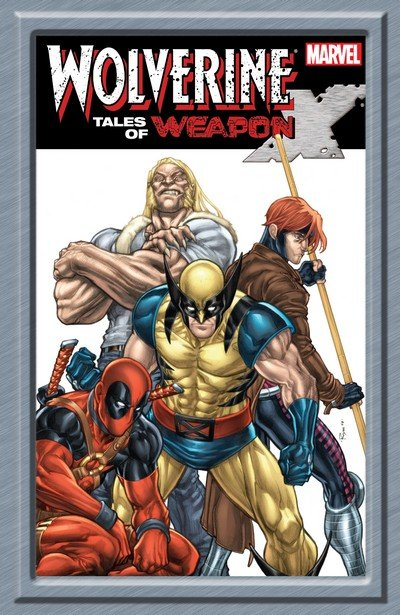 Wolverine – Tales of Weapon X (TPB) (2009)