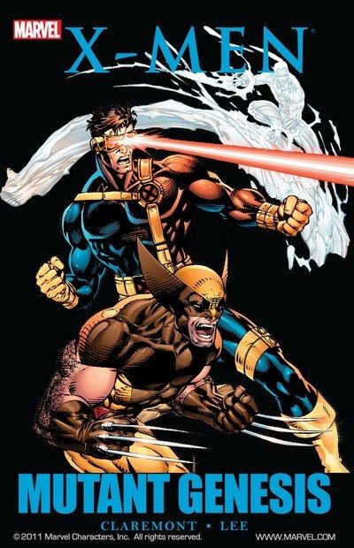X-Men – Mutant Genesis (TPB) (2010)
