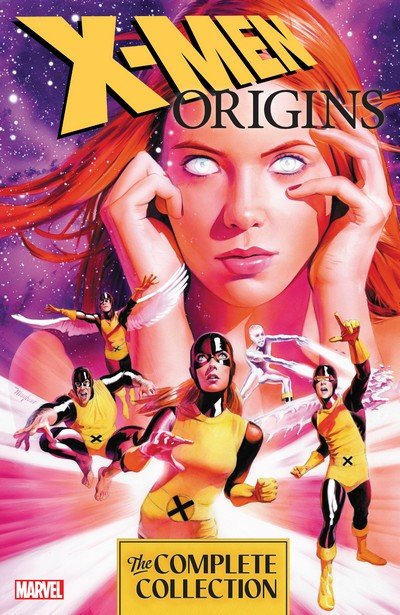 X-Men Origins – The Complete Collection (TPB) (2019)