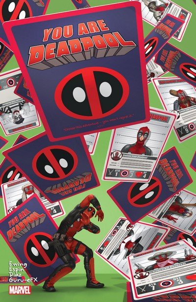You Are Deadpool (TPB) (2018)