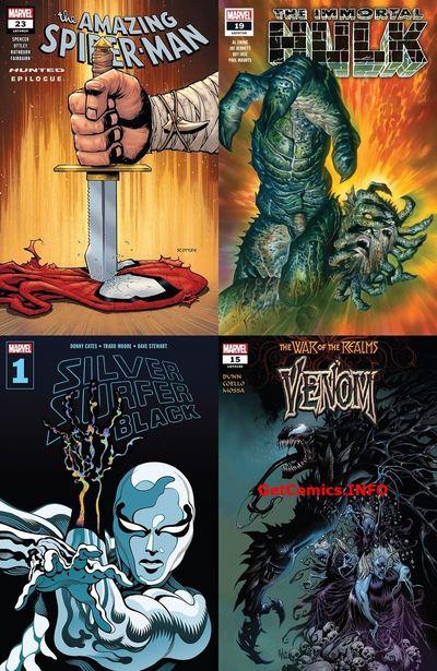 2019.06.12 Marvel Week+