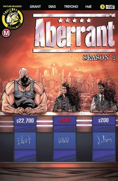 Aberrant – Season 2 #3 (2019)