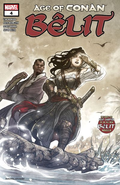 Age Of Conan – Belit – Queen Of The Black Coast #4 (2019)