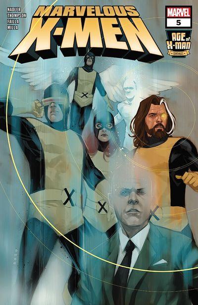 Age Of X-Man – The Marvelous X-Men #5 (2019)