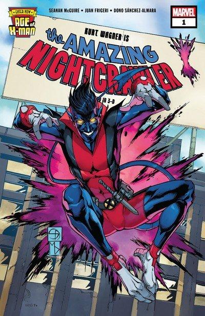 Age of X-Man – The Amazing Nightcrawler #1 – 5 (2019)