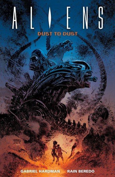 Aliens – Dust to Dust (TPB) (2019)