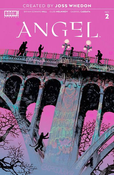 Angel #2 (2019)